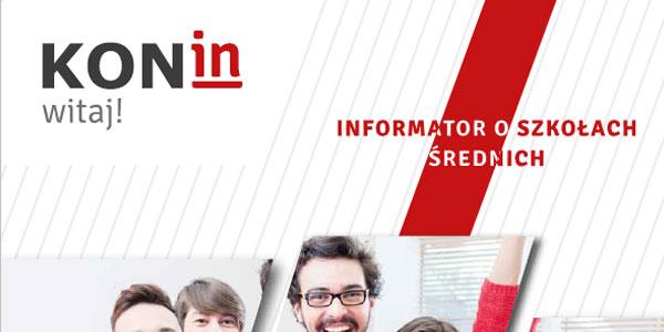 Link w postaci obrazu przenoszący do rekrutacji elektronicznej do szkoły