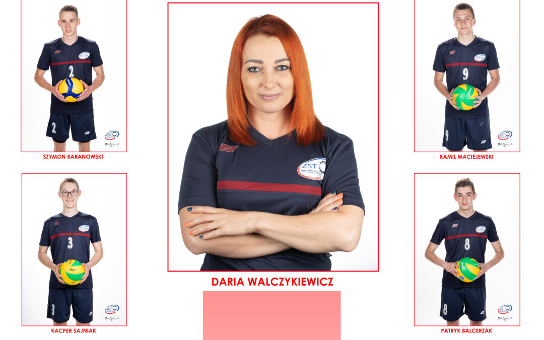 Mistrzowie Miasta Konina w siatkówce 2019/2020