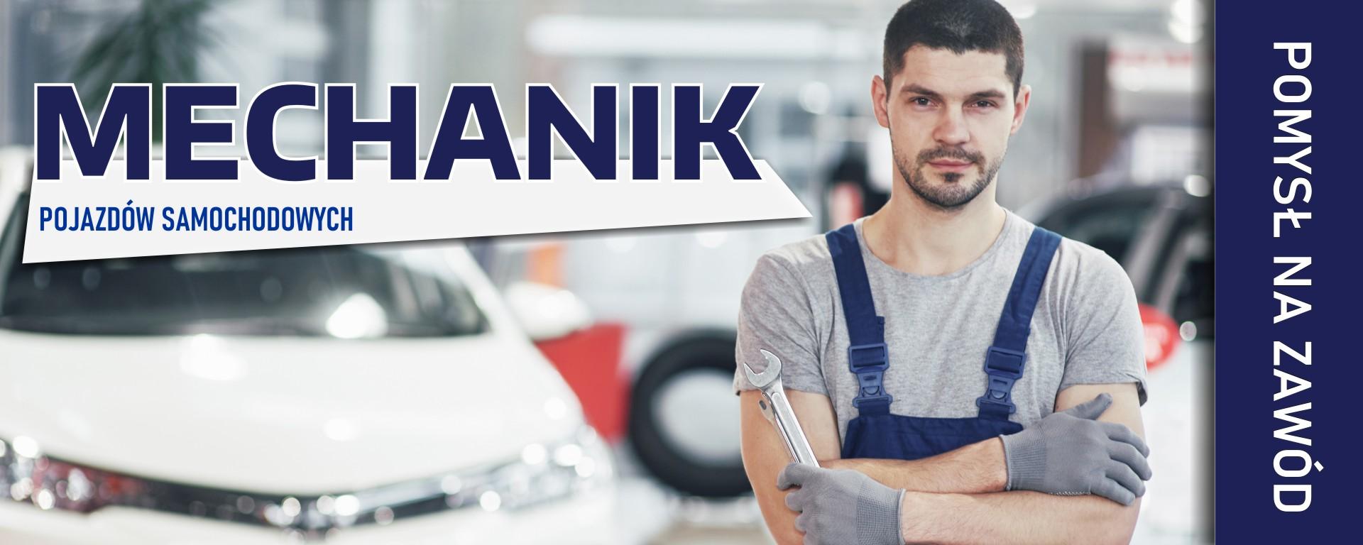 Baner - mechanik pojazdów samochodowych