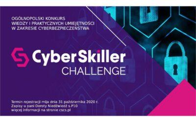 CyberSkiller Challenge Poland (I edycja)