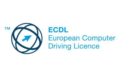 Certyfikaty ECDL dla uczniów i pracowników szkoły